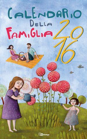Calendario famiglia 2016