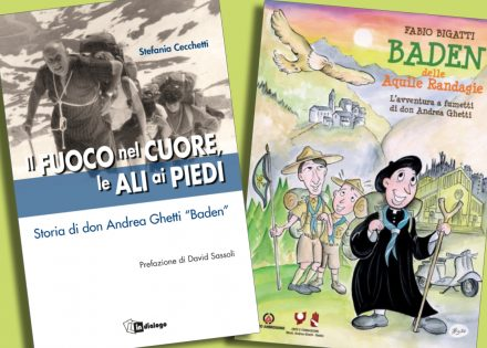 Due libri per ricordare don Andrea Ghetti
